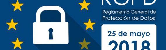 El RGPD y los servicios de prevención de riesgos laborales