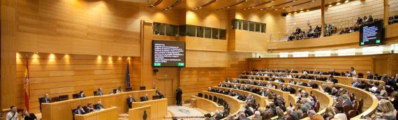La Ley de Protección de Datos es aprobada por el Senado