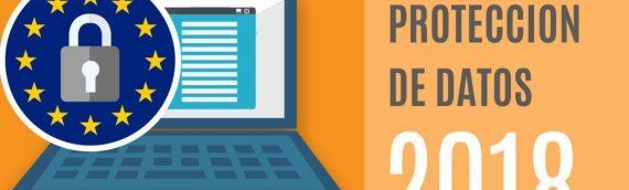 Ley Orgánica 3/2018 de Protección de Datos Personales y garantía de los derechos digitales